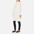 PS by Paul Smith Women's Boiled Wool Cardigan - Cream: Image 4
