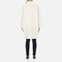 PS by Paul Smith Women's Boiled Wool Cardigan - Cream: Image 3