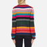 PS by Paul Smith Women's Multi Stripe Jumper - Multi: Image 3