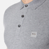 BOSS Orange Men's Pavlik Polo Shirt - Grey: Image 5