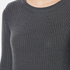 Vero Moda Women's Lex Long Sleeve Jumper - Asphalt: Image 5