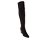 Kendall + Kylie Women's Portia Suede Thigh High Boots - Black: Image 2