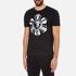 Versus Versace Men's Large Logo T-Shirt - Black: Image 2