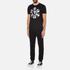 Versus Versace Men's Large Logo T-Shirt - Black: Image 4