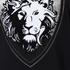 Versus Versace Men's Large Reverse Logo Hoody - Black: Image 7