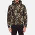 Versus Versace Men's Hooded Down Jacket - Verde: Image 7