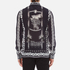 Versus Versace Men's Printed Long Sleeve Shirt - Black/White: Image 3