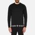 Versus Versace Men's Welt Detail Sweatshirt - Black: Image 1