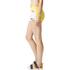 adidas Women's Stellasport Printed Gym Shorts - White/Pink: Image 2