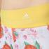 adidas Women's Stellasport Printed Gym Shorts - White/Pink: Image 4
