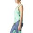 adidas Women's Stellasport Climacool Aeroknit Gym Tank Top - Green: Image 2