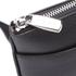 BOSS Hugo Boss Signature Zip Cross Body Bag - Black: Image 4