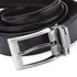 BOSS Hugo Boss Galliz Belt Gift Set - Black/Brown: Image 3