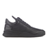 Filling Pieces Men's Jasper Low Top Trainers - Black: Image 1