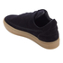 Filling Pieces Men's Native Suede Low Top Trainers - Black: Image 4