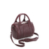 Alexander Wang Women's Mini Rockie Bowler Bag with Silver Hardware - Beet: Image 3