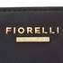Fiorelli Women's City Zip Around Purse - Black: Image 3