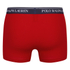Polo Ralph Lauren Men's 3 Pack Boxer Shorts - White/Red/Blue: Image 3