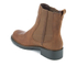 Clarks Women's Orinoco Club Chelsea Boots - Brown Snuff: Image 4