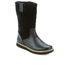 Clarks Women's Glick Elmfield Faux Fur Lined Knee High Boots - Black Combi: Image 2