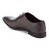 Clarks Men's Bampton Lace Leather Derby Shoes - Walnut: Image 4