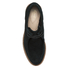 Clarks Women's Balmer Willow Suede Heeled Ankle Boots - Black: Image 3