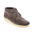 Clarks Originals Men's Weaver Boots - Charcoal Suede: Image 2