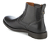 Clarks Men's Faulkner On Leather Chelsea Boots - Black: Image 4