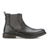 Clarks Men's Faulkner On Leather Chelsea Boots - Black: Image 1