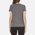 KENZO Women's KENZO Logo Popcorn T-Shirt - Stone Grey: Image 3