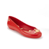 Vivienne Westwood for Melissa Women's Space Love 16 Ballet Flats - Red Orb: Image 2
