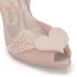 Vivienne Westwood for Melissa Women's Lady Dragon 16 Peep Toe Heeled Sandals - Nude Cherub: Image 5
