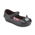 Mini Melissa Toddlers' Ultragirl Kitty 16 Ballet Flats - Black: Image 2