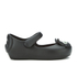Mini Melissa Toddlers' Ultragirl Kitty 16 Ballet Flats - Black: Image 1