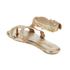 Melissa Women's Campana Barocca 16 Sandals - Gold: Image 4