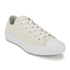 Converse Women's Chuck Taylor All Star Sting Ray Leather Ox Trainers - White/Black/White: Image 2