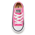Converse Toddlers' Chuck Taylor All Star Ox Trainers - Mod Pink: Image 3