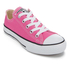 Converse Kids' Chuck Taylor All Star Ox Trainers - Mod Pink: Image 2