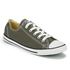 Converse Women's Chuck Taylor All Star Dainty Ox Trainers - Charcoal: Image 2