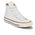 Converse Chuck Taylor All Star '70 Hi-Top Trainers - White/Egret/Black: Image 2