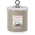 Morphy Richards 974080 Large Barley Storage Canister with Glass Lid