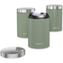 Morphy Richards 974107 6 Piece Storage Set - Sage Green: Image 2