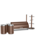 Morphy Richards 974099 6 Piece Storage Set - Copper: Image 1