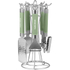 Morphy Richards 975072 Accents 4 Piece Gadget Set - Green: Image 1