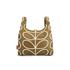 Orla Kiely Women's Linear Stem Print Midi Sling Bag - Camel: Image 8