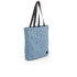 Herschel Supply Co. Packable Travel Disney Tote Bag - Denim/Black Webbing: Image 3