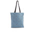 Herschel Supply Co. Packable Travel Disney Tote Bag - Denim/Black Webbing: Image 6