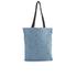 Herschel Supply Co. Packable Travel Disney Tote Bag - Denim/Black Webbing: Image 6