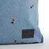 Herschel Supply Co. Packable Travel Disney Tote Bag - Denim/Black Webbing: Image 4