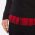 McQ Alexander McQueen Men's Recycled T-Shirt - Dark Black/Red Tartan: Image 6